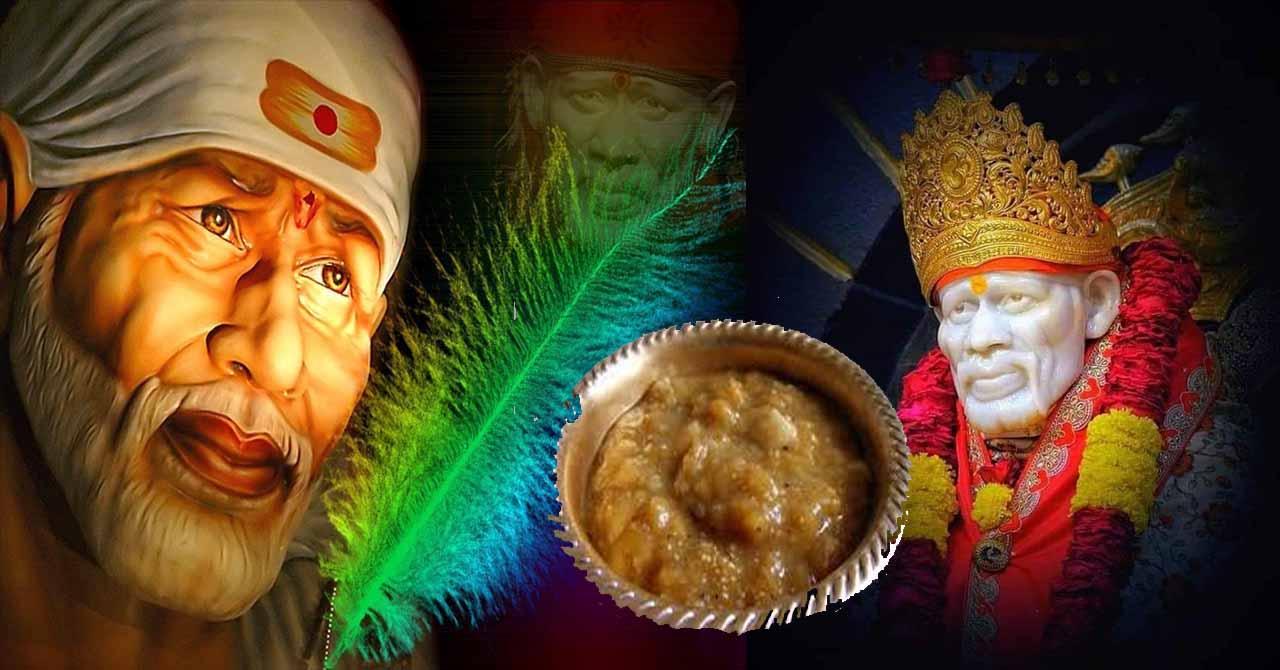 pooja for saibaba