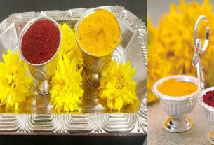 What if turmeric and saffron slip out of your hands